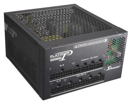 Seasonic 520W Computer Power Supply, 100 → 240V ac Input, 12V Output