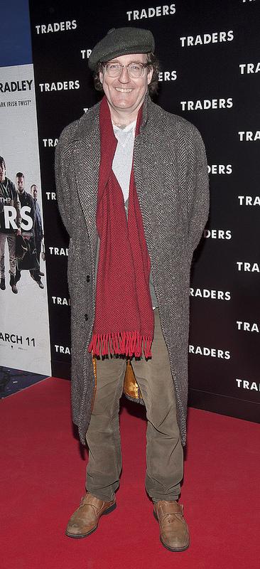 Irish Premiere of 'Traders'