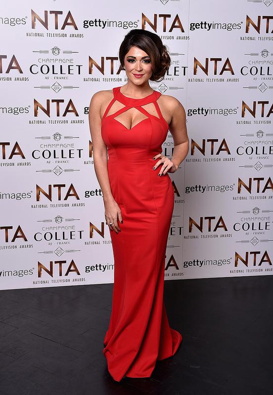 National Television Awards - Inside Arrivals