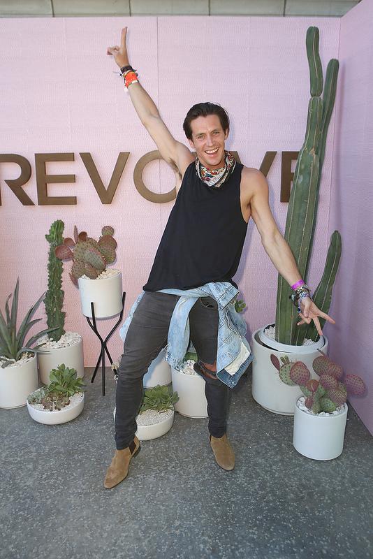 Coachella 2016 - Weekend 1 - REVOLVE Desert House