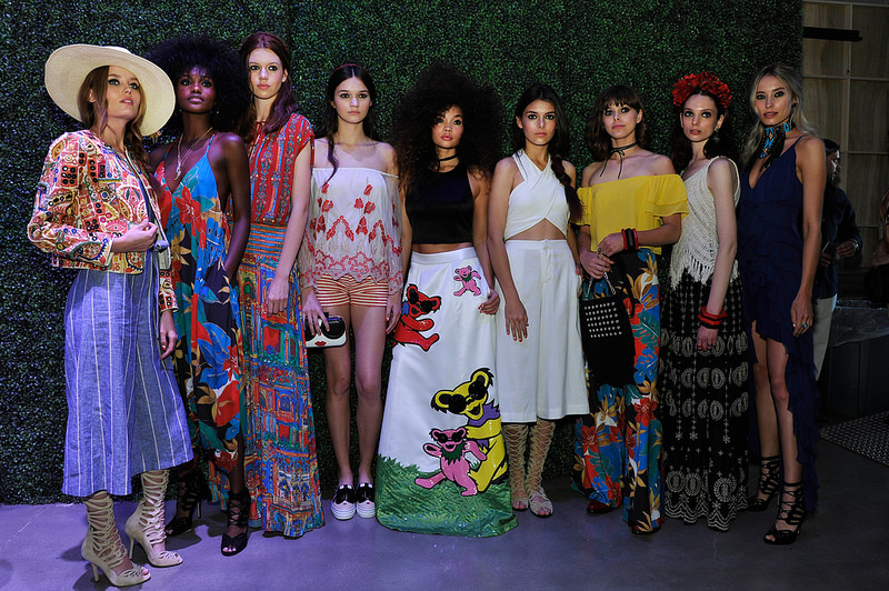 alice + olivia by Stacey Bendet Los Angeles Runway Show