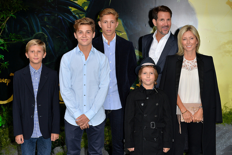 "European premiere of ""The Jungle Book"""