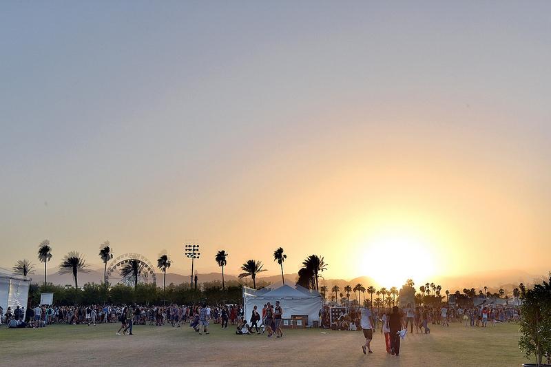 Coachella 2016 - Weekend 1 - Day 1