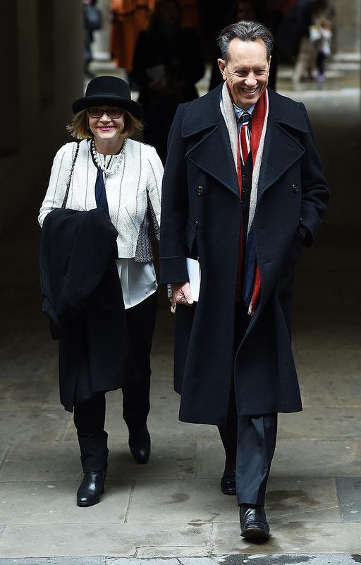 Wedding of Jerry Hall and Rupert Murdoch