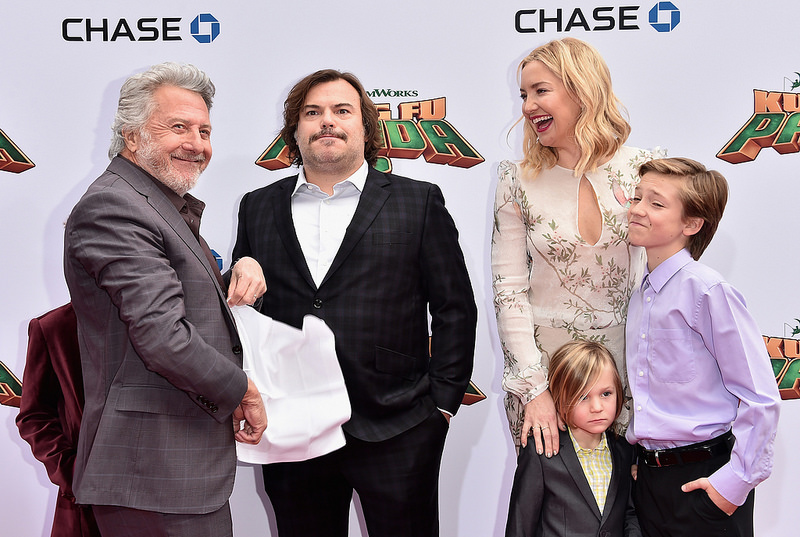 'Kung Fu Panda 3' L.A. Premiere