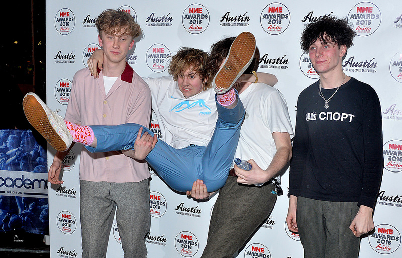 The NME Awards 2016