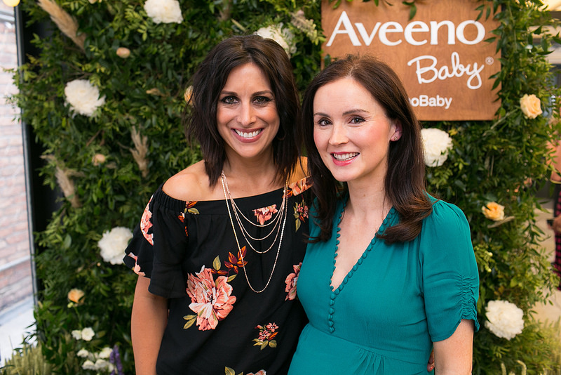 Aveeno Baby Afternoon Tea Event
