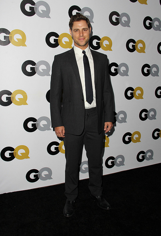 GQ Men of the Year Party with Matthew McConaughey, Will Ferrell, Amy Poehler & friends