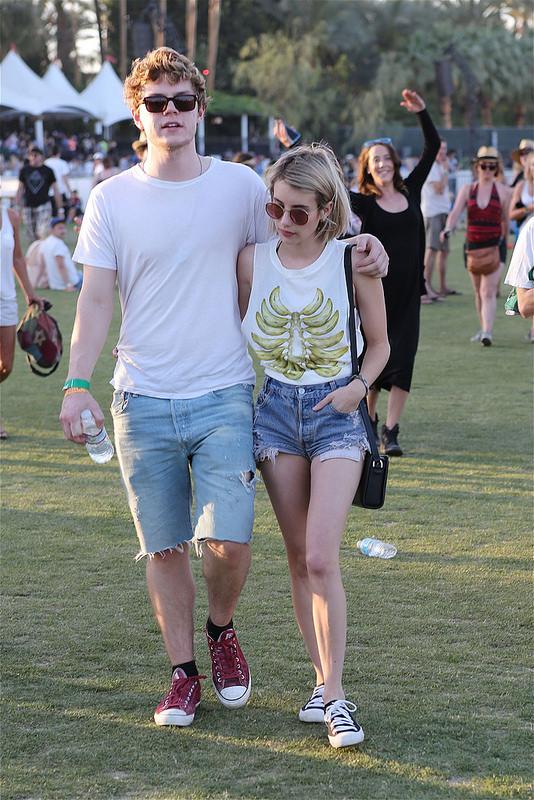 Coachella Day 3: Celeb Sightings