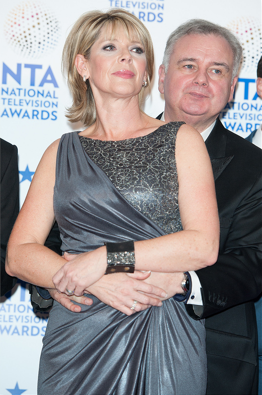 National TV Awards (UK) Press Room: Ant & Dec, Holly Willoughby & more