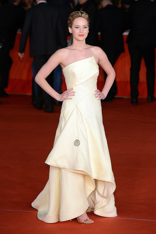 The Hunger Games: Catching Fire Rome Film Festival: Jennifer Lawrence, Liam Hemsworth & more