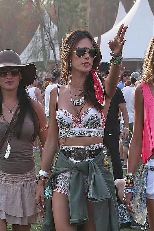 Coachella Day 2: Celeb Sightings
