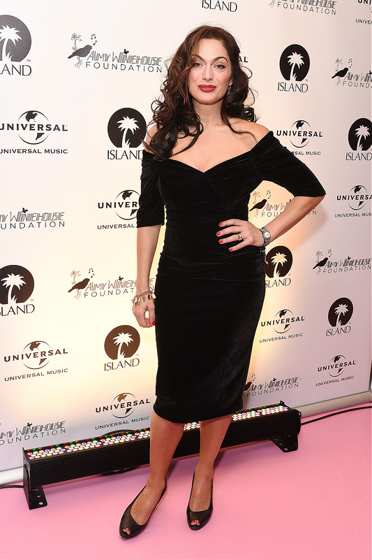Amy Winehouse Foundation Gala 2015