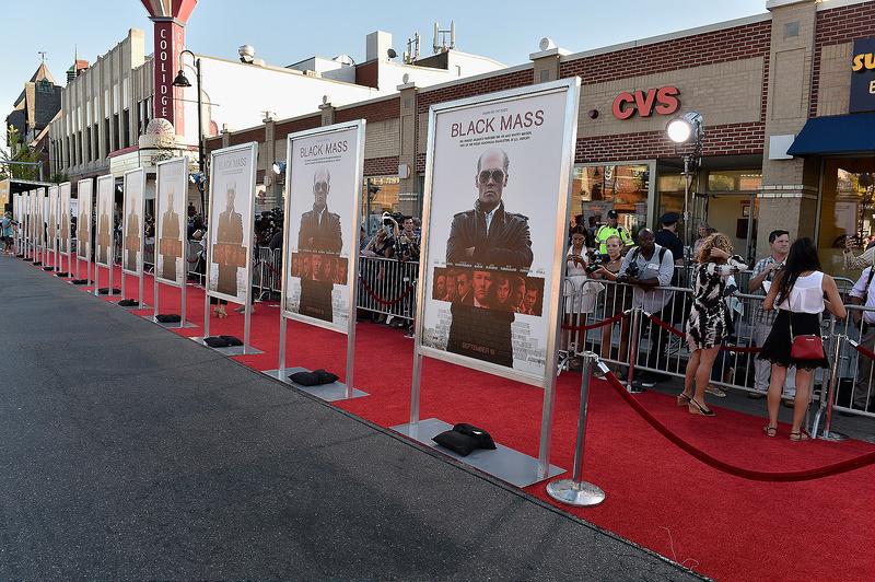 """Black Mass"" Boston Special Screening"