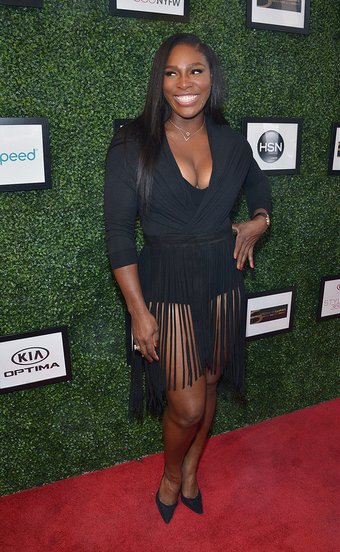 The Serena Williams Signature Statement by HSN show