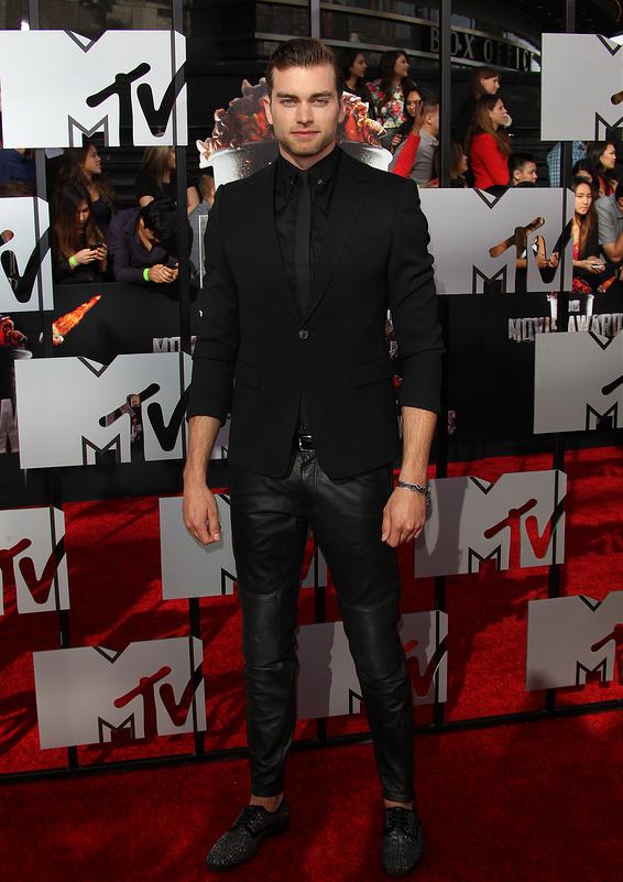 MTV Movie Awards 2014: Red Carpet