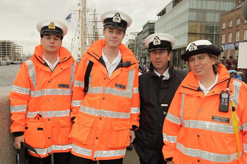 The Tall Ships Festival Dublin 2012
