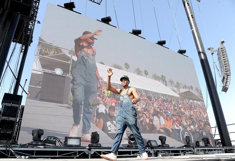 Coachella Day Three
