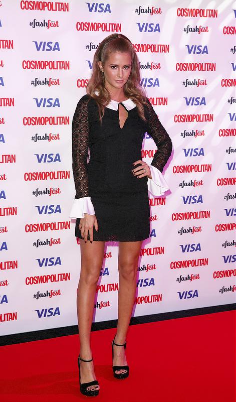 Catwalk to Cosmopolitan fashion show