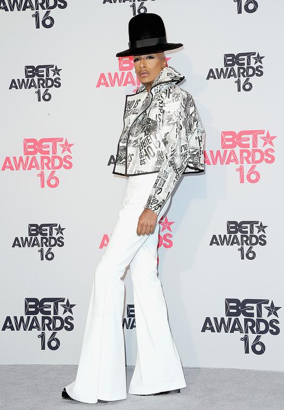 BET Awards 2016 - Press Room
