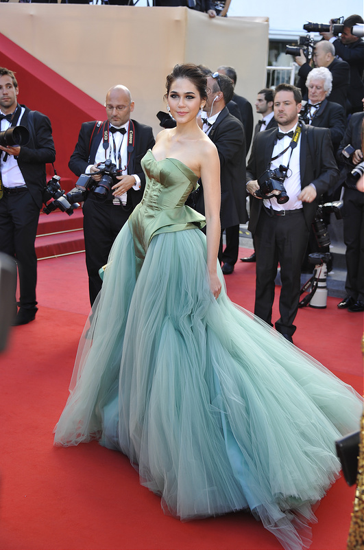 More Cannes Action