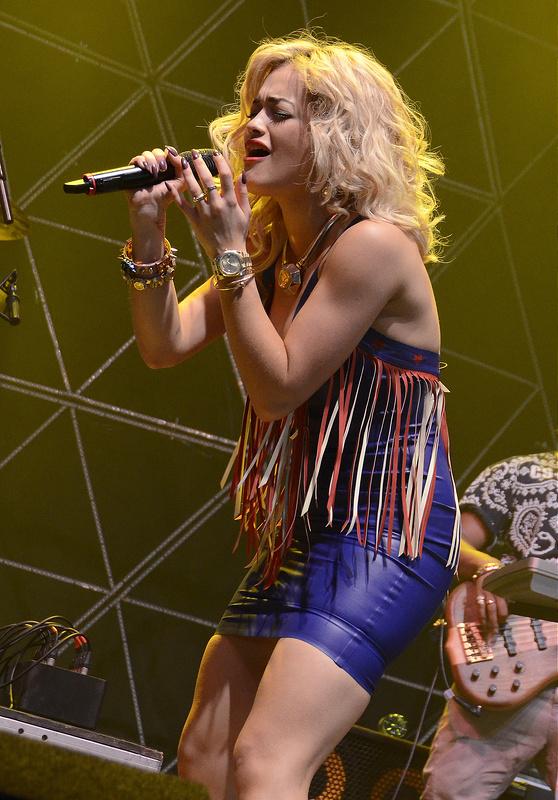 V Festival 2012