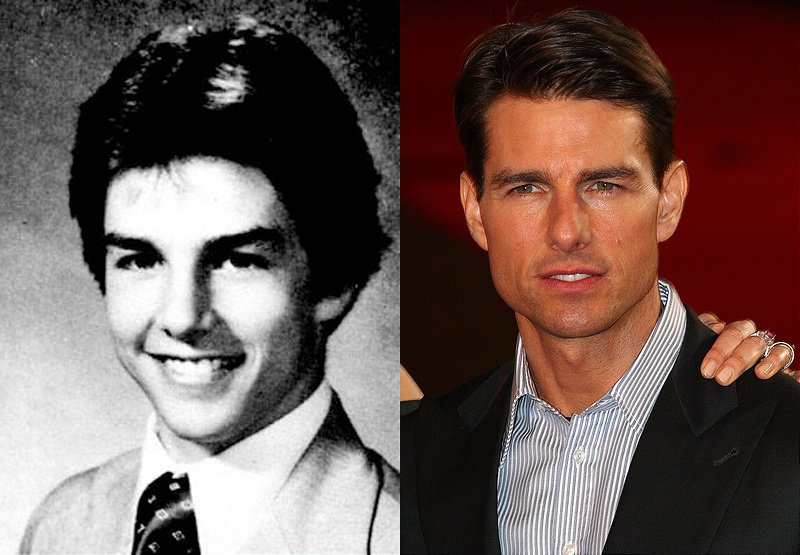 Before they were famous - Compare the Celebrity Photos