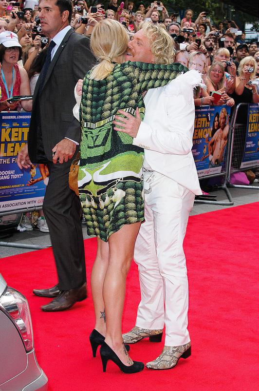 'Keith Lemon the Film' World premiere
