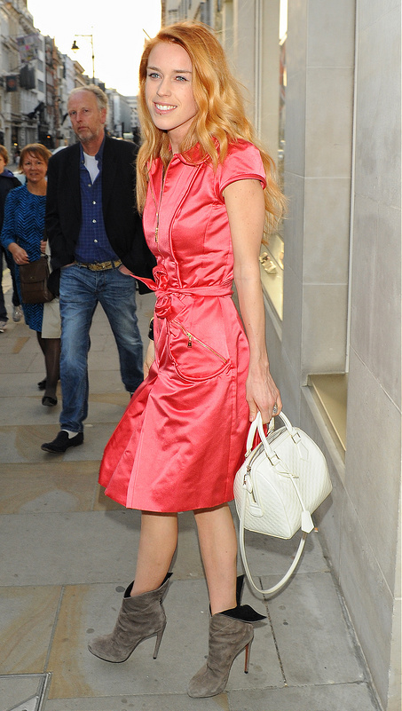 Louis Vuitton party for Vogue Festival on Bond Street