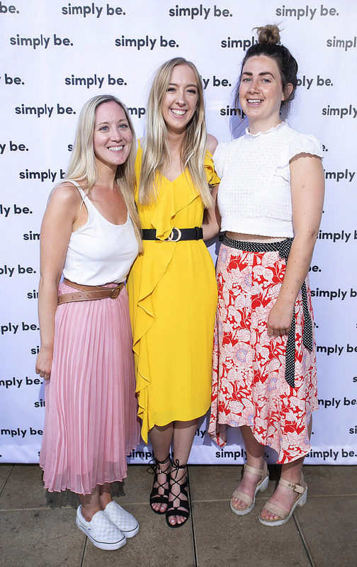 Simply Be Summer in the City Party
