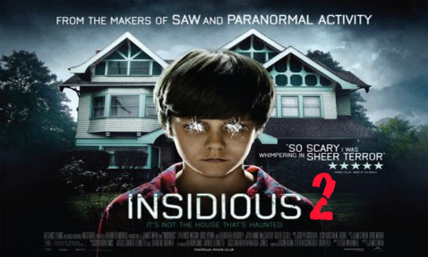 Insidious Chapter 2 Cinema Movie Film Review Entertainment Ie