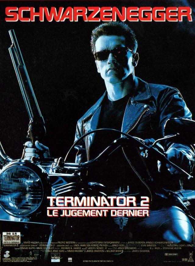 Terminator 2: Judgemenet Day