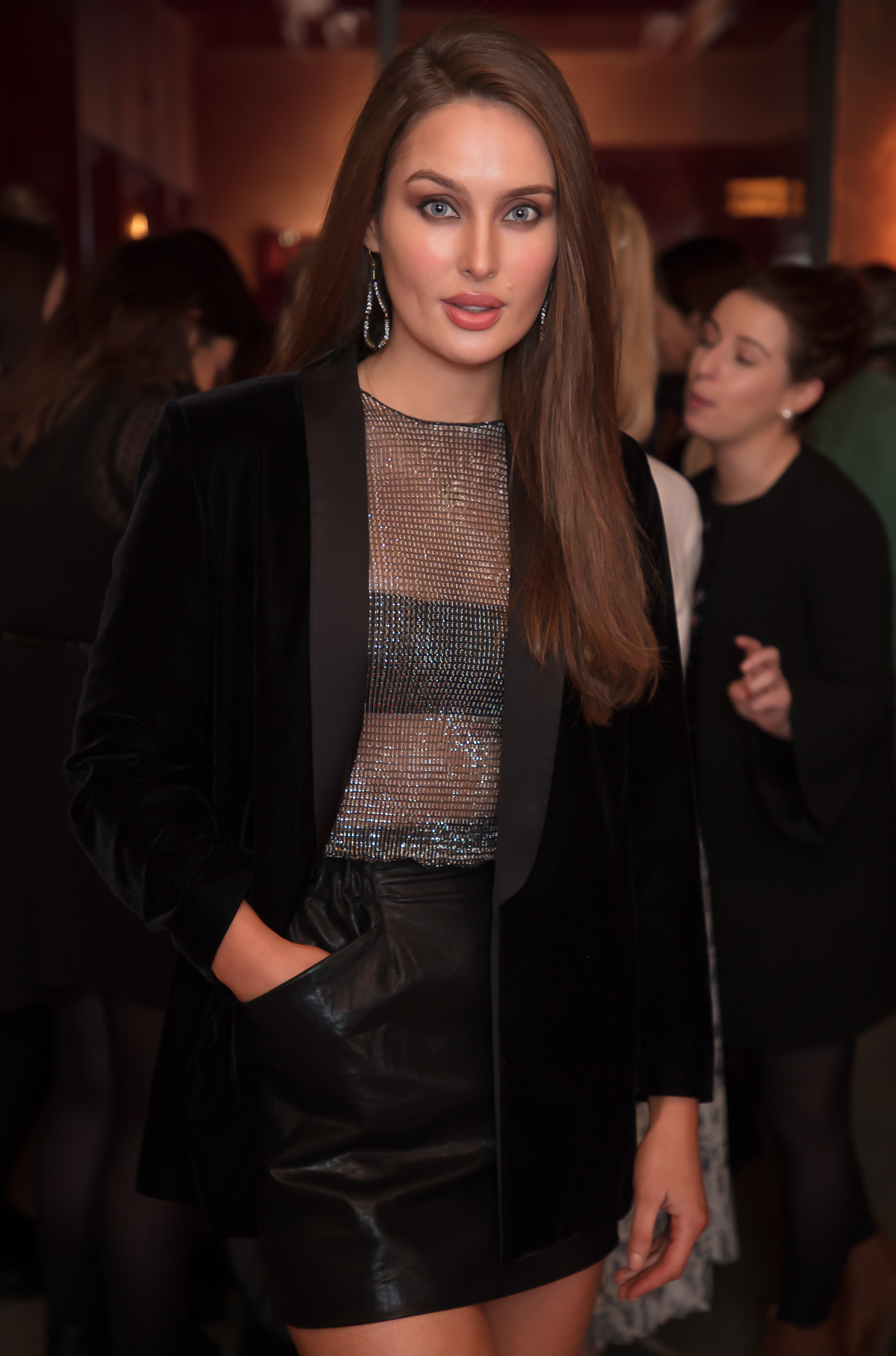 Roz Purcell pictured at an exclusive first look of Mary, Queen of Scots at The Stella Theatre, Ranelagh before it hits cinemas nationwide on January 18th.    Photo: Anthony Woods