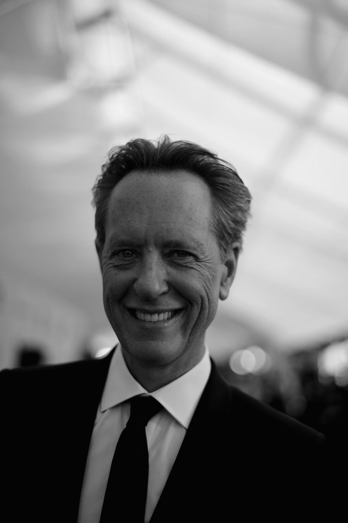 LOS ANGELES, CA - JANUARY 27: Richard E. Grant attends the 25th Annual Screen ActorsGuild Awards at The Shrine Auditorium on January 27, 2019 in Los Angeles, California. 480620  (Photo by Charley Gallay/Getty Images for Turner)