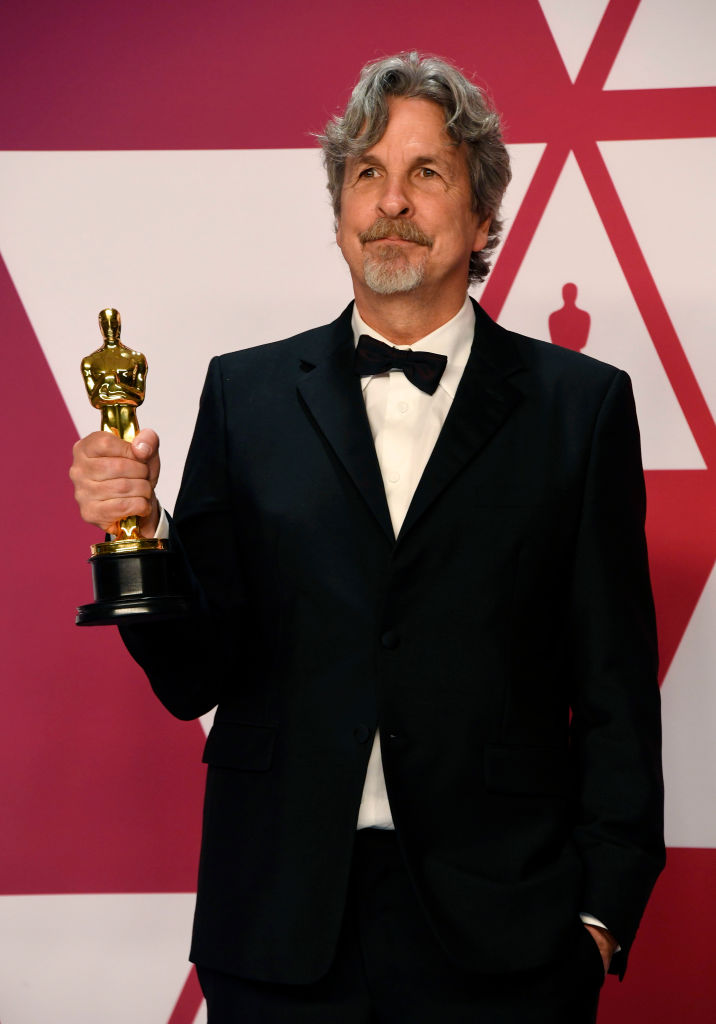 "HOLLYWOOD, CALIFORNIA - FEBRUARY 24: Director Peter Farrelly, winner of Best Picture and Best Original Screenplay for ""Green Book,"" poses in the press room during the 91st Annual Academy Awards at Hollywood and Highland on February 24, 2019 in Hollywood, California. (Photo by Frazer Harrison/Getty Images)"