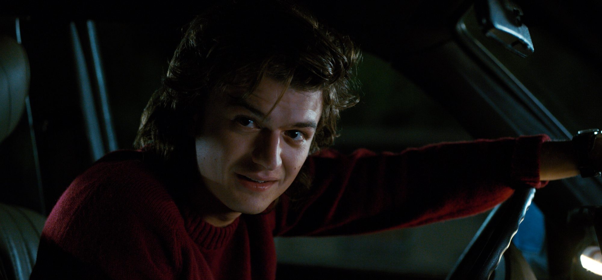 Joe Keery Stranger Things