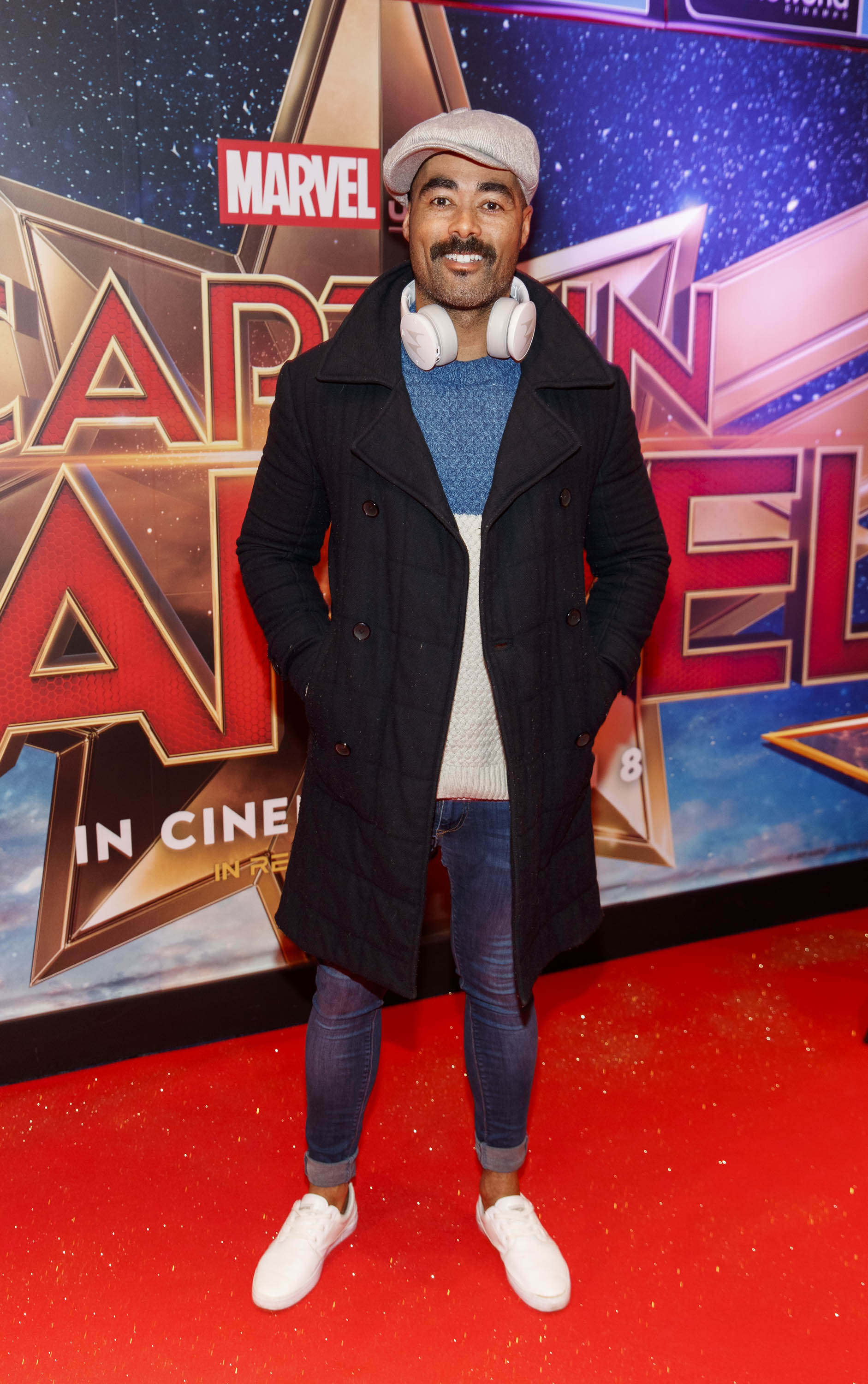 Luke Thomas pictured at a special preview screening of CAPTAIN MARVEL in Cineworld Dublin. Picture by: Andres Poveda