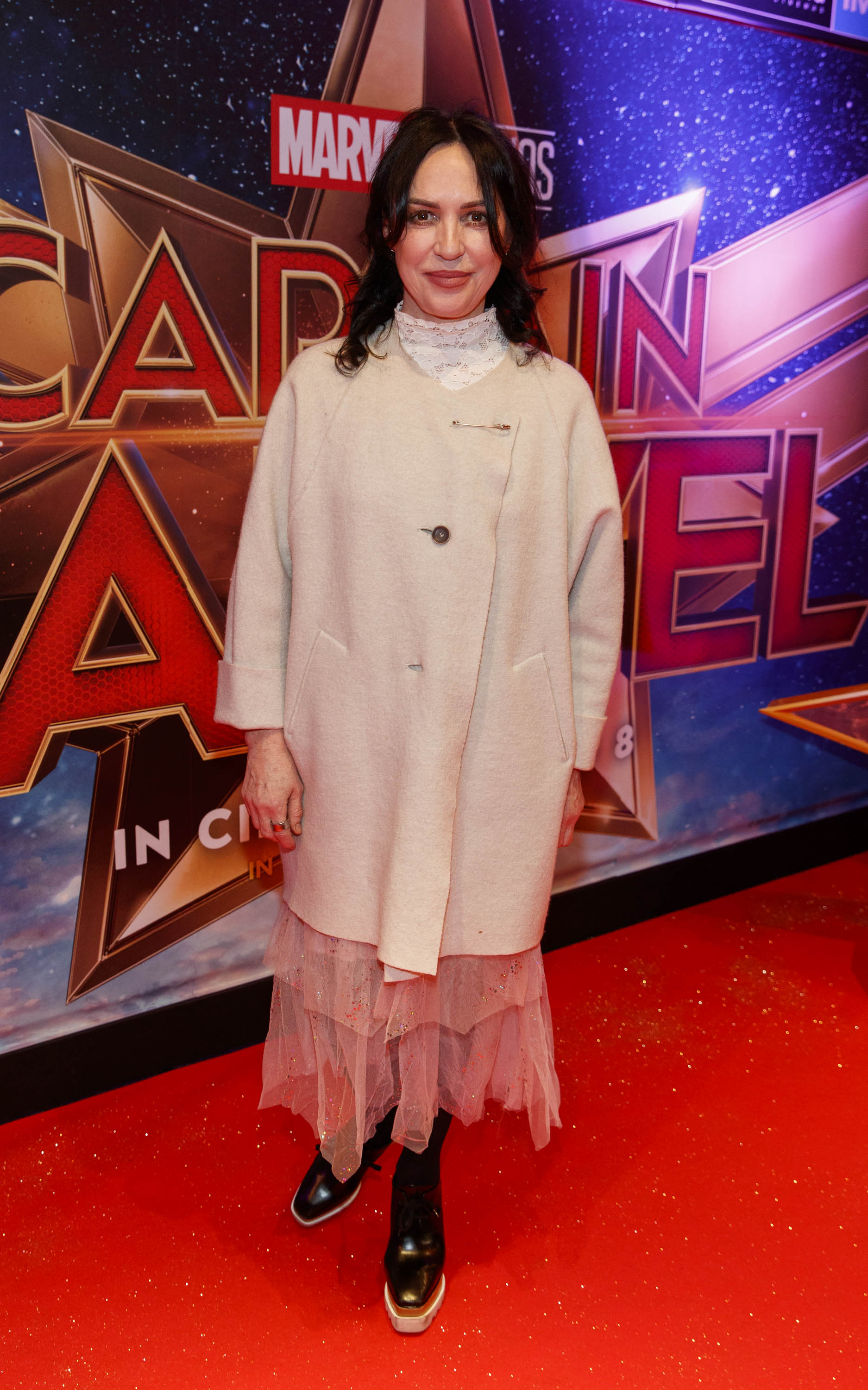 Morah Ryan pictured at a special preview screening of CAPTAIN MARVEL in Cineworld Dublin. Picture by: Andres Poveda