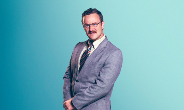 P. J. Gallagher as Principal Barry Walsh