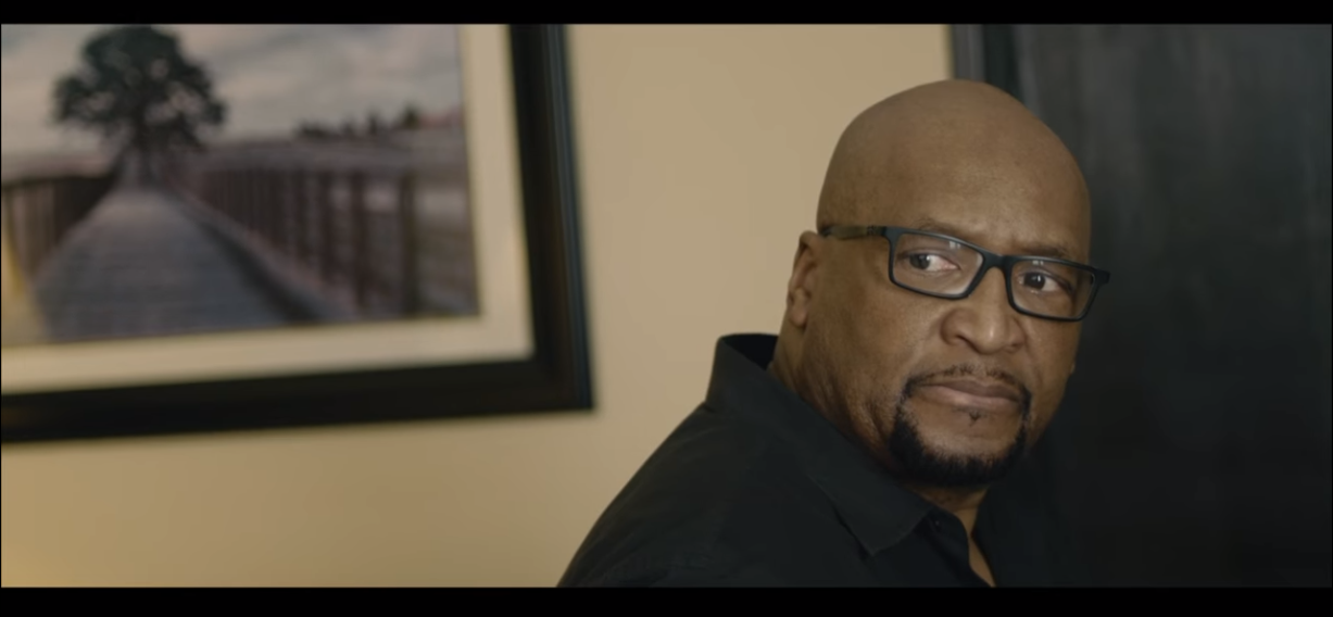 Anthony Ray Parker in 'Lone Star Deception' (2018)
