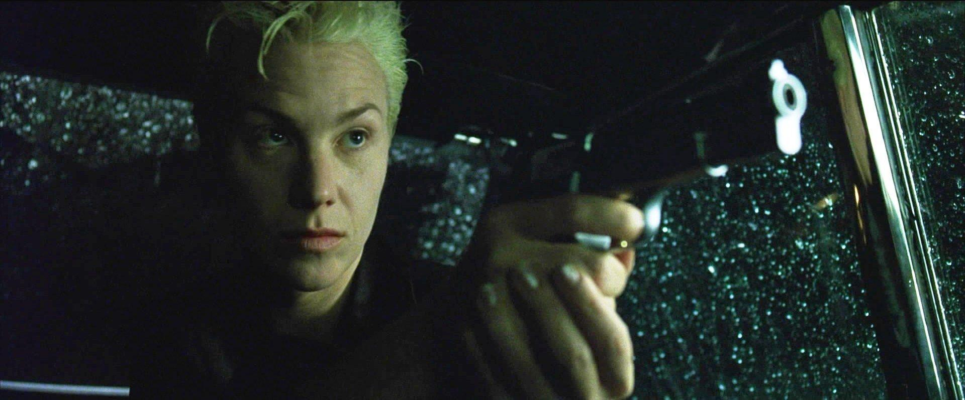 Belinda McClory as Switch in 'The Matrix'