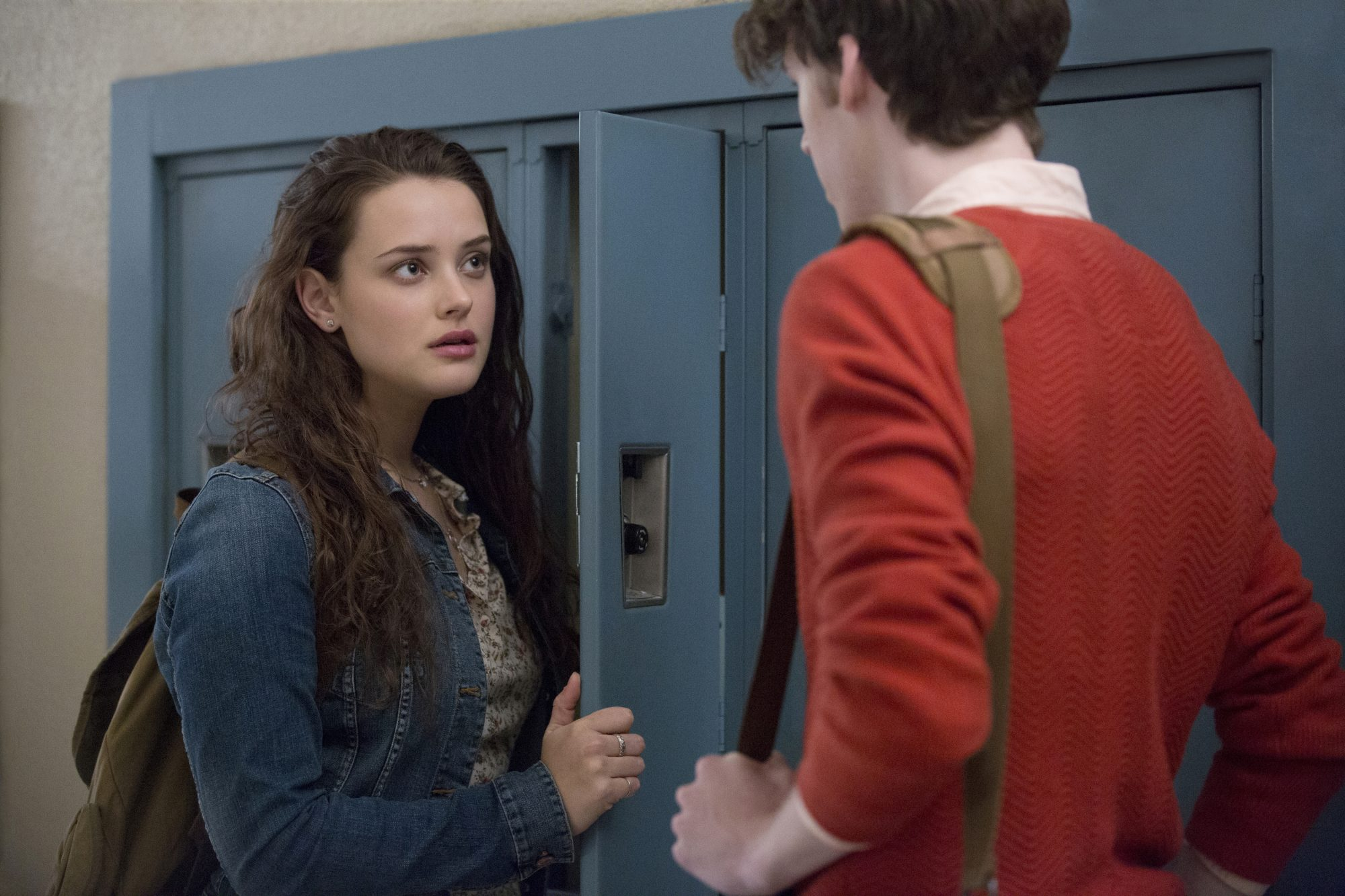 Katherine Langford as Hannah Baker in '13 Reasons Why'