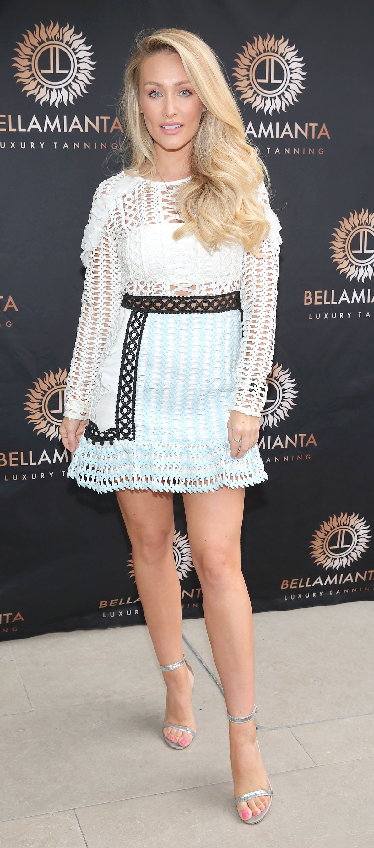 Maeve Madden pictured at the  Bellamianta Luxury Tan  Launch Party at Cafe En Seine,Dublin  Picture: Brian McEvoy Photography