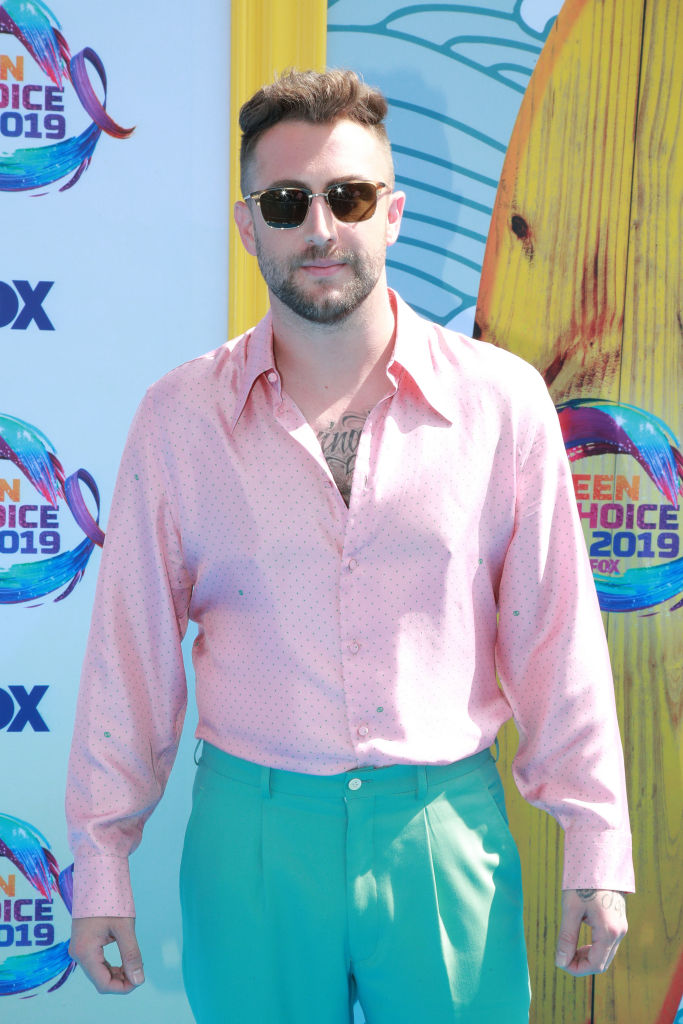 Jordan McGraw attends FOX's Teen Choice Awards 2019. (Photo by Rich Fury/Getty Images)