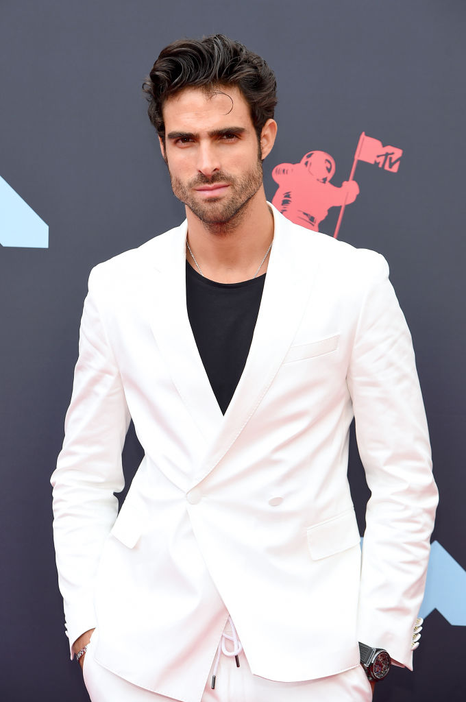 NEWARK, NEW JERSEY - AUGUST 26: Juan Betancourt attends the 2019 MTV Video Music Awards at Prudential Center on August 26, 2019 in Newark, New Jersey. (Photo by Jamie McCarthy/Getty Images for MTV)
