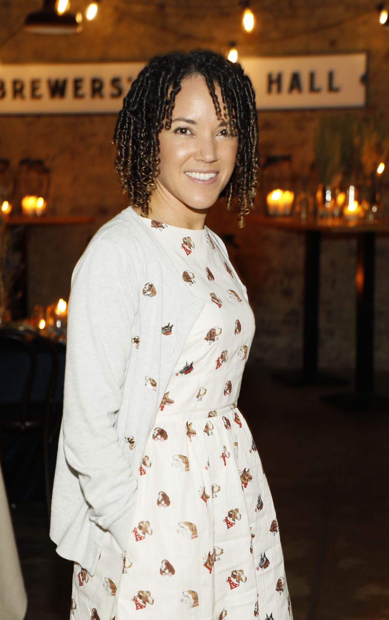 Maria Souza at Guinness Storehouse Seafest supper club. Photo: Kieran Harnett.