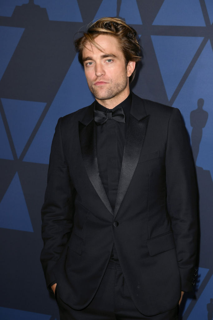 Robert Pattinson attends the Academy Of Motion Picture Arts And Sciences' 11th Annual Governors Awards at The Ray Dolby Ballroom at Hollywood & Highland Center in Hollywood, California. (Photo by Kevin Winter/Getty Images)