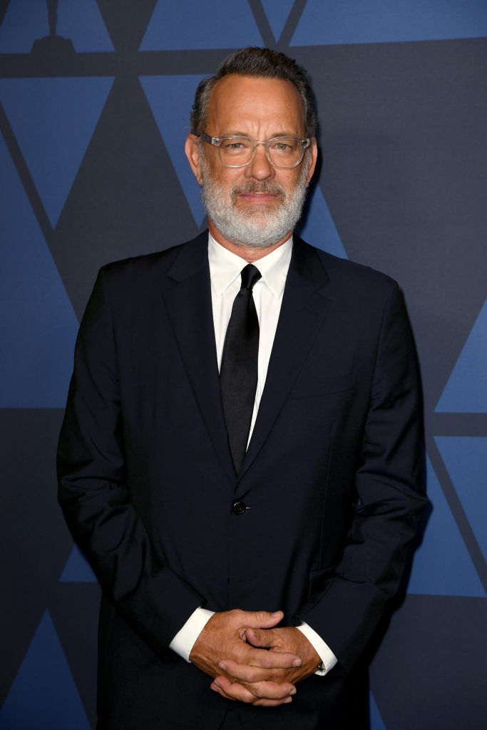 Tom Hanks attends the Academy Of Motion Picture Arts And Sciences' 11th Annual Governors Awards at The Ray Dolby Ballroom at Hollywood & Highland Center in Hollywood, California. (Photo by Kevin Winter/Getty Images)
