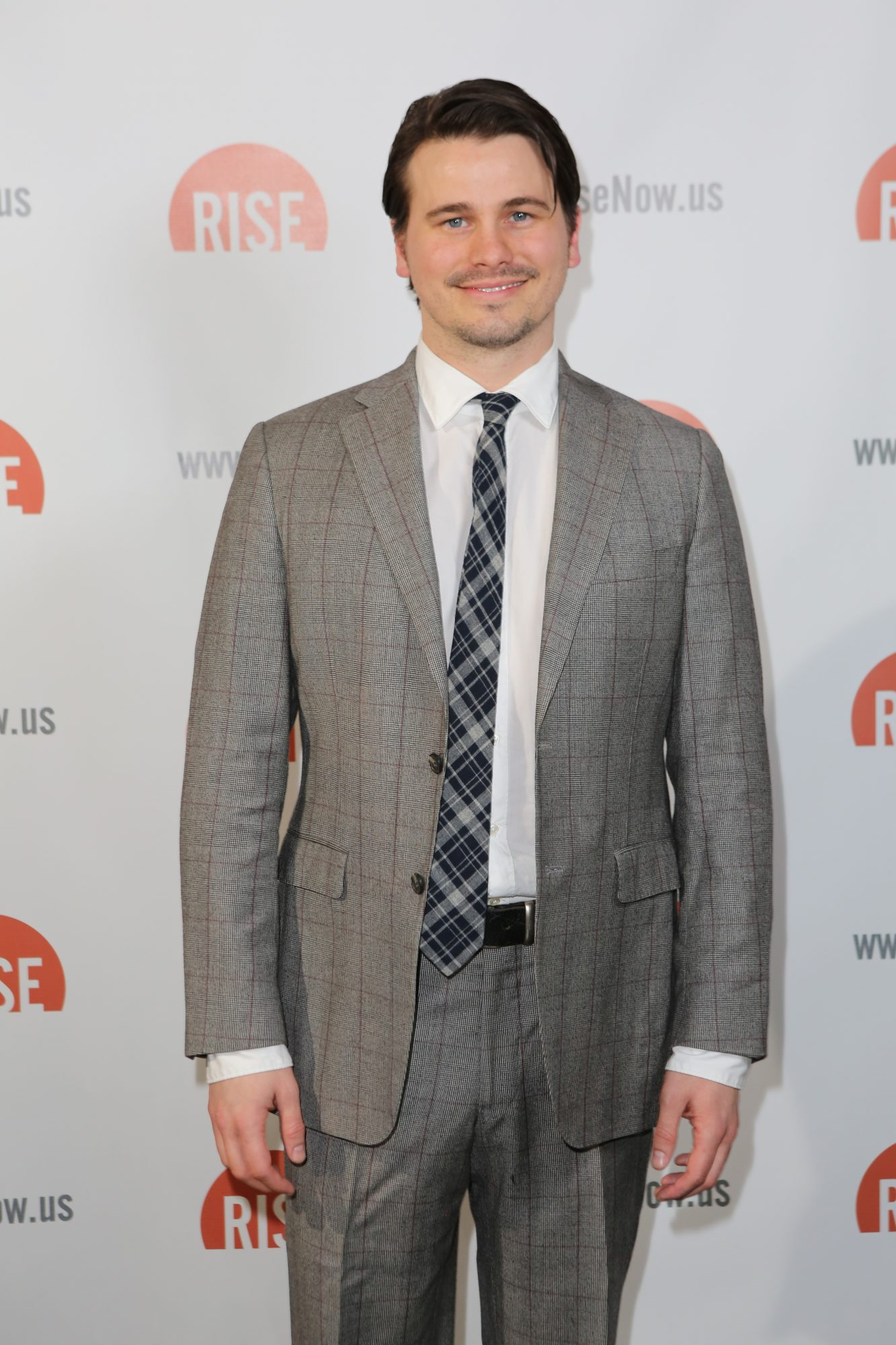 BEVERLY HILLS, CALIFORNIA - MARCH 12: Jason Ritter attends the Rise Fundraiser: 'Everything I Ever Wanted To Tell My Daughter About Men' Play Reading at Wallis Annenberg Center for the Performing Arts on March 12, 2019 in Beverly Hills, California. (Photo by Tasia Wells/Getty Images for Rise with Everything )