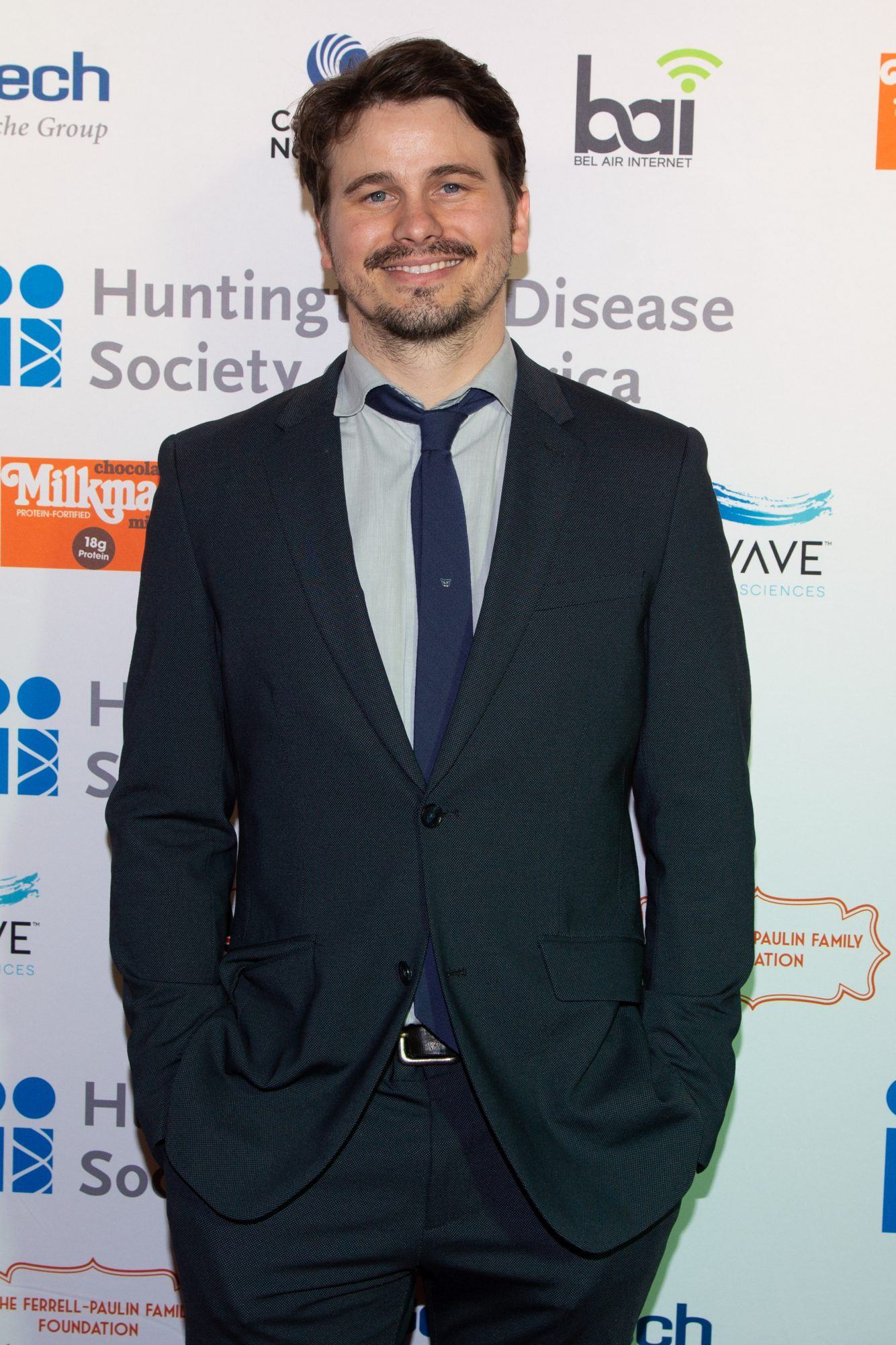 LOS ANGELES, CALIFORNIA - SEPTEMBER 28: Jason Ritter arrives for the 5th Annual Freeze HD Gala at Avalon Hollywood on September 28, 2019 in Los Angeles, California. (Photo by Gabriel Olsen/Getty Images)